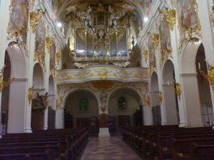 Alte Kapelle Regensburg - Kolping Alteglofsheim