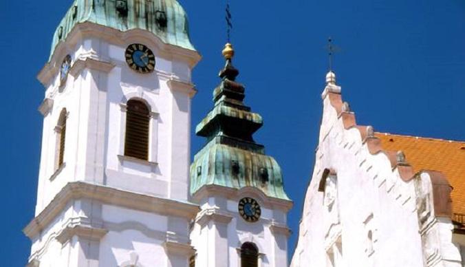 Stadtpfarrkirche St. Peter Bad Waldsee