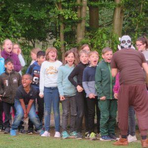 Foto Wettkampf Teilnehmer gegen Mitarbeiter
