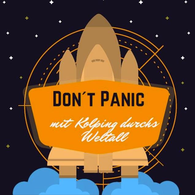 Pfingstzeltlager 2021: Don't Panic