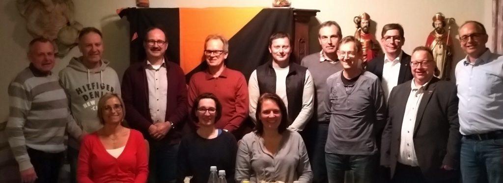 Foto Gründungsversammlung