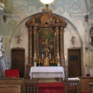 Schlosskapelle Elkofen