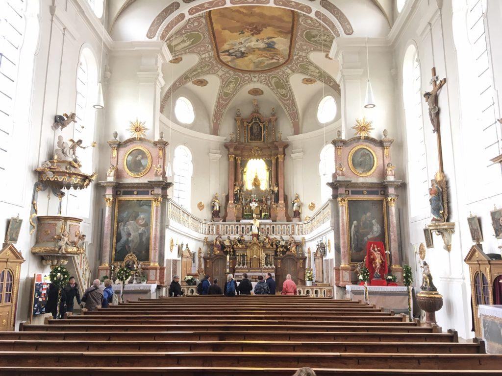 St. Nikolaus Altfraunhofen