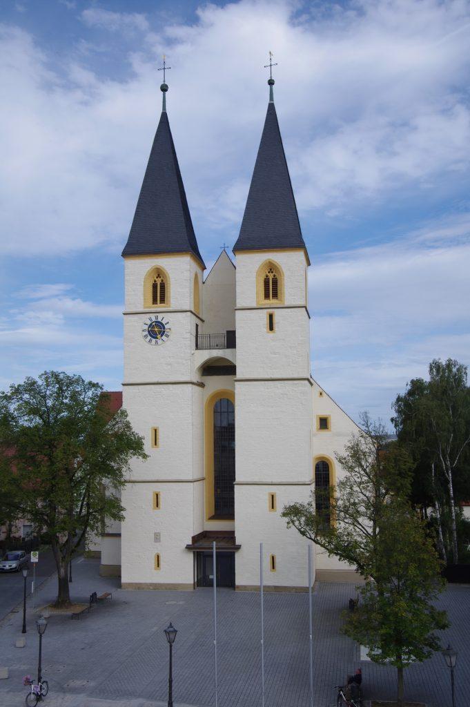 Am 14. Juli 2010 hat Papst Benedikt XVI. die Stiftskirche zur Päpstlichen Basilika erhoben.