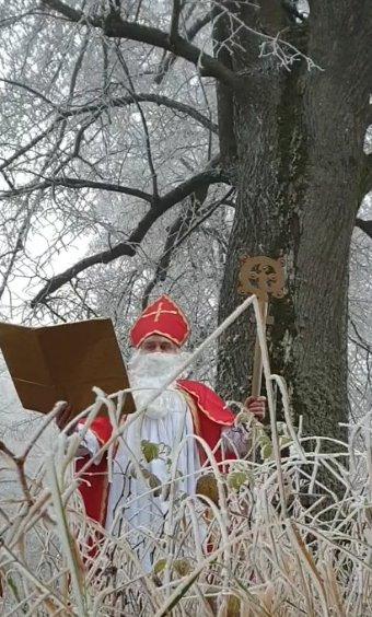 Videobotschaft des Nikolaus