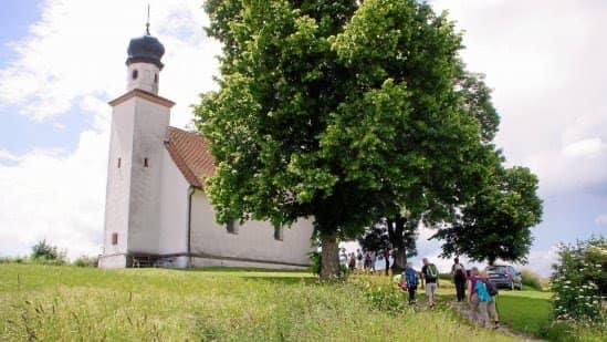Kirche auf dem Laaberberg