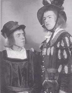 Franz Eder und Max Brem