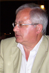 Ehrenmitglied Peter Laubmayer