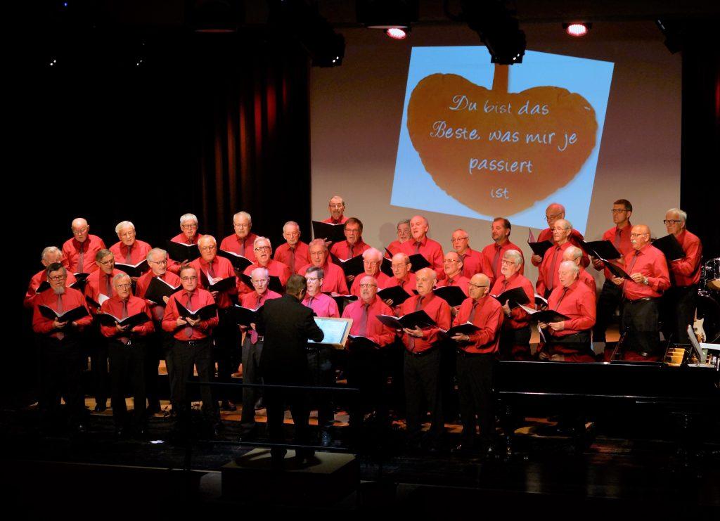 Chorkonzert 2019 (Foto: Gerhard Herold)
