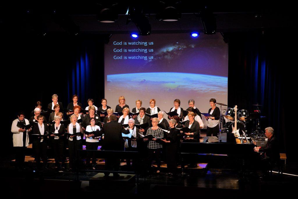 Frauenchor, Chorkonzert 2019