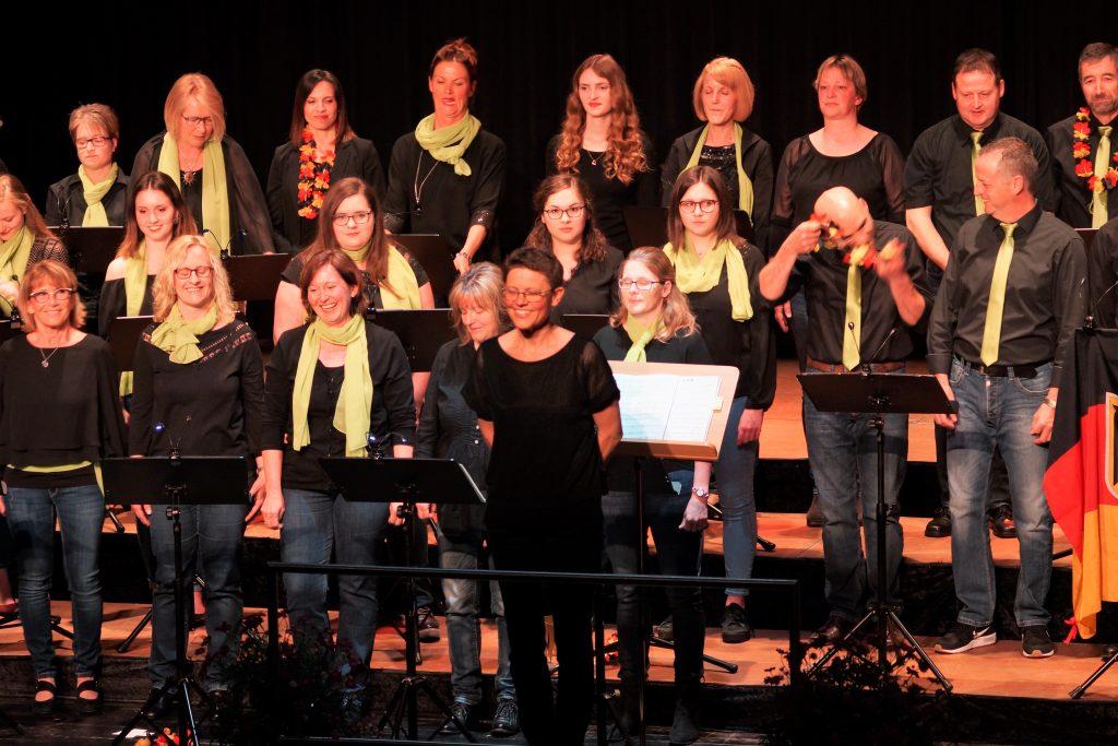 Chorus Linus, Chorkonzert 2019