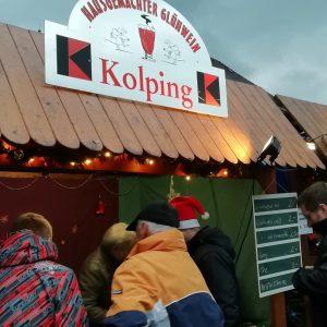 auf dem Nikolausmarkt
