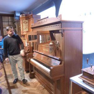 Klavierspielautomat