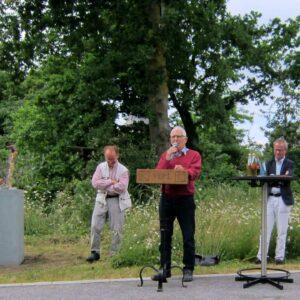 Skulpturenpark Bürmsche Wiese Verl VAU